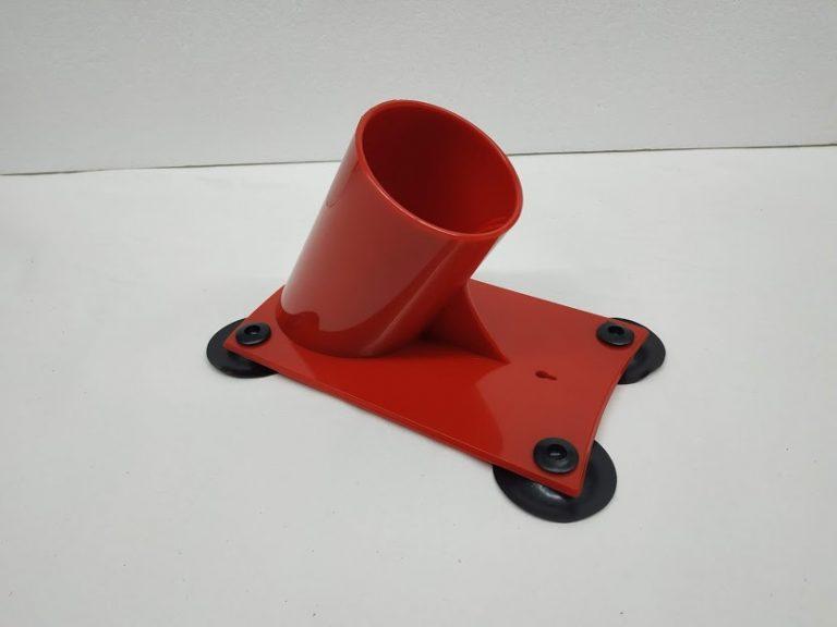 Suporte plástico secador