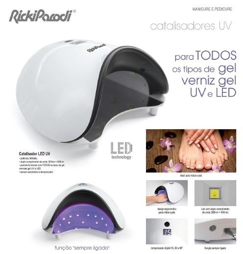 Catalisador-LED-UViolet